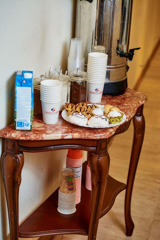קפה ועוגה כל היום